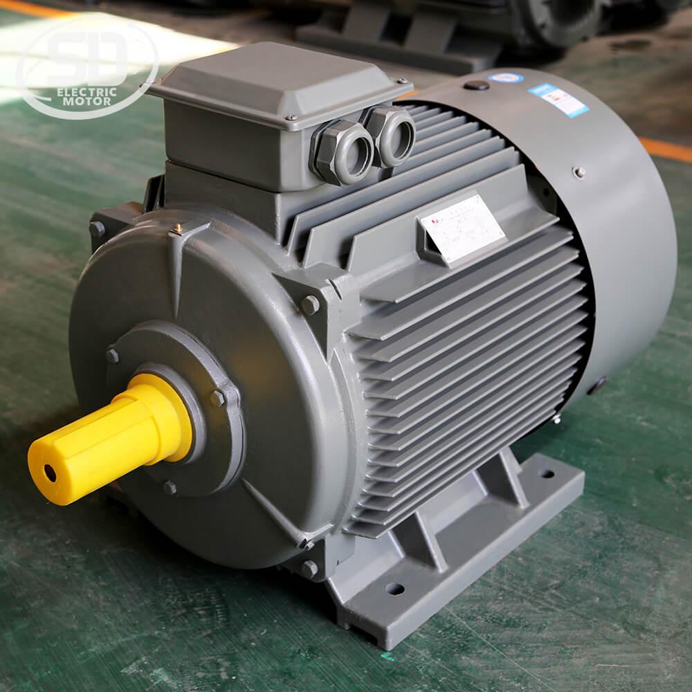 Vinç Elektrik Motorları